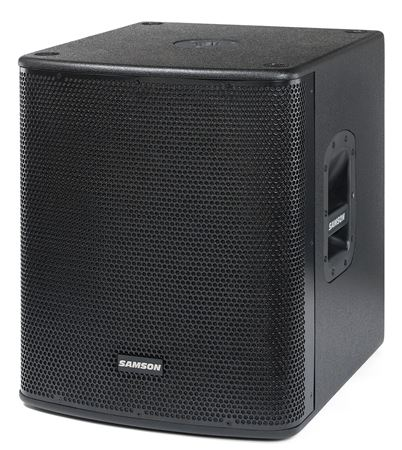 Samson D1500A Auro Powered Subwoofer
